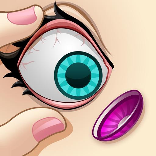 Eye Pop (Lens From Remove Glasses)