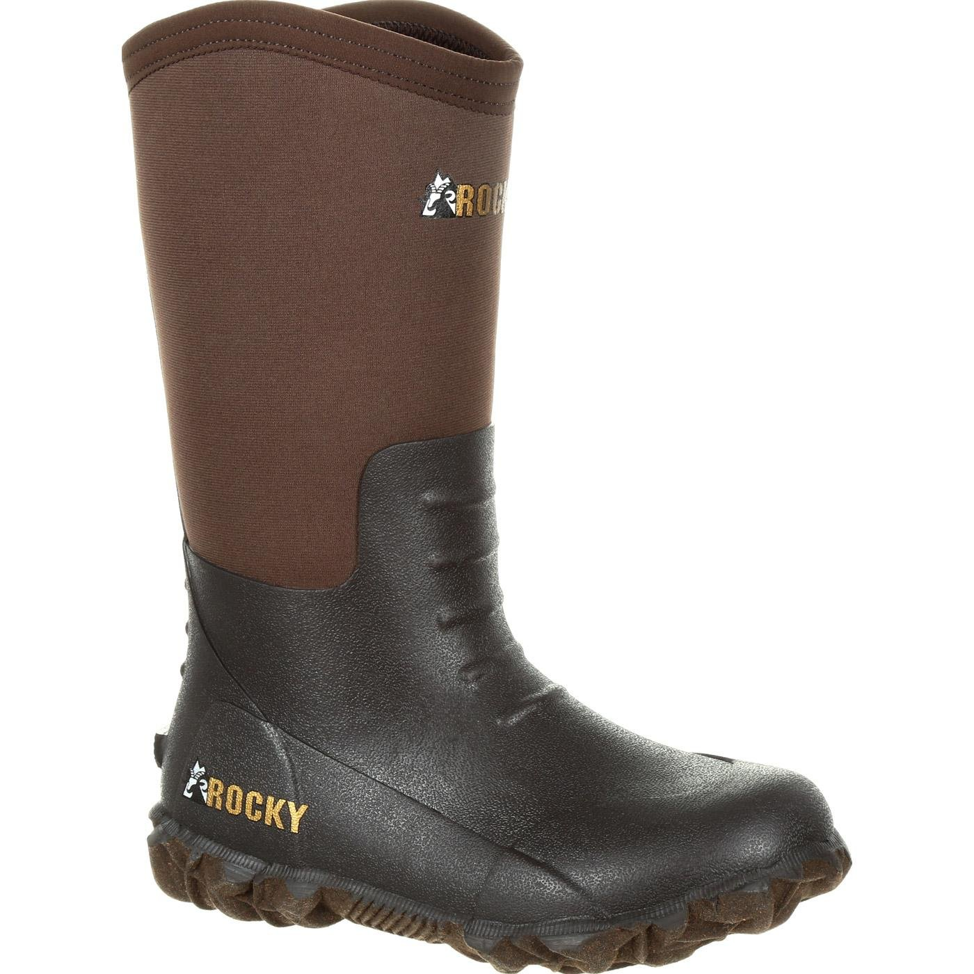 Rocky Big Kids' Core Rubber Outdoor Boot
