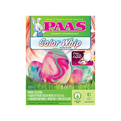 Paas Color Whip Easter Egg Decorating Kit: Toys & Games
