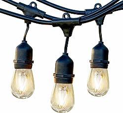 outdoor string lights amazon com lighting ceiling fans