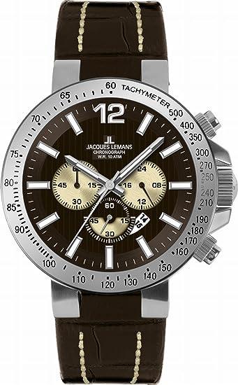 Jacques Lemans Milano 1-1717E - Men s Watch  Jacques Lemans  Amazon.ca   Watches 442e4ab14f5