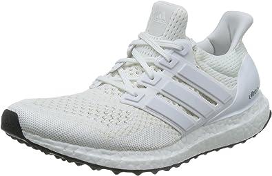 adidas S77416 Ultra Boost m, Zapatillas para Correr de Carretera Unisex Adulto, Blanco, 40 2/3 EU: Amazon.es: Zapatos y complementos