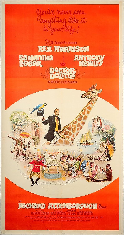 Image result for dolittle movie poster