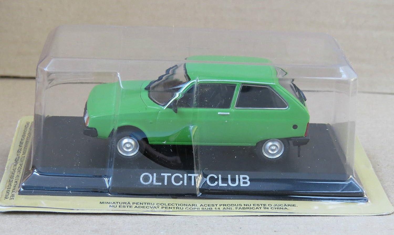 G/én/érique OLTCIT Club Citroen Axel Miniature Collection 1//43 IXO Legendary Car Auto B14