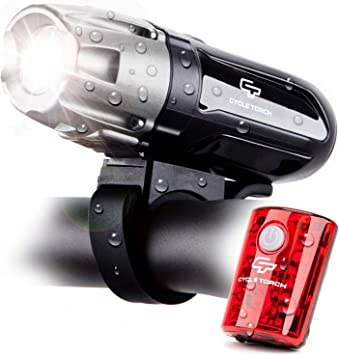 Cycle Torch USB Recargable Bicicleta luz 300 lúmenes – Ciclo ...