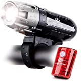 Cycle Torch Shark 550R USB Rechargeable Bicycle
