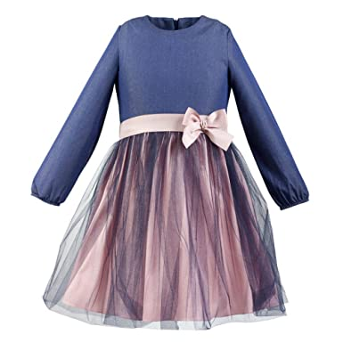 439aba92ea0a AL-DA for girls Festliches Mädchen Kleid Mariola: Weihnachten ...