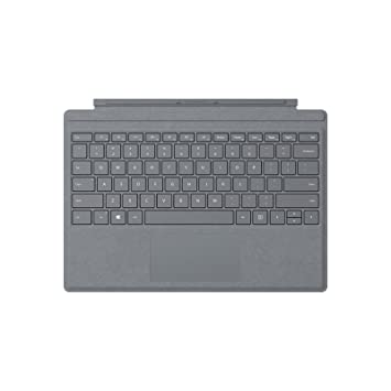 Microsoft Surface Pro Signature Type Cover Cover Port Platino Teclado para móvil: Microsoft: Amazon.es: Electrónica