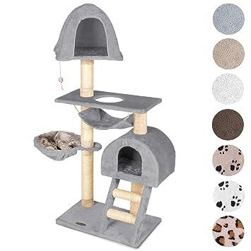 Happypet Kratzbaum Für Katzen Mittelgroß Cat018 4 130 Cm Hoch