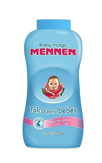 Best Amazon.com: Mennen Baby Magic Powder 7.05oz / Talco Para Bebe  CG78