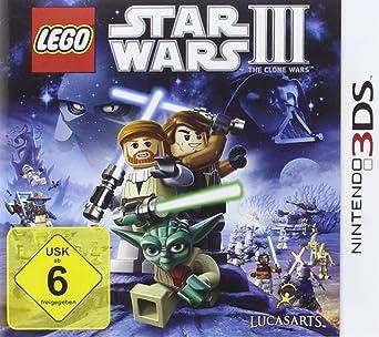 Lego Star Wars III: The Clone Wars [Importación alemana]: Amazon ...