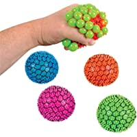 Oasis Supply Mesh Squishy Ball, Pack of 12