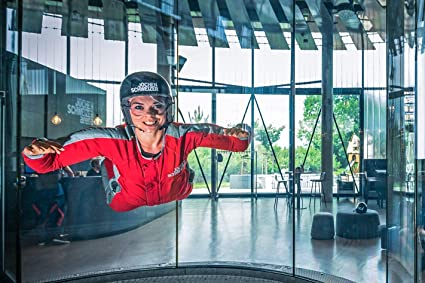 Arena M/ünchen Bodyflying f/ür Kinder 2 Min. Jochen Schweizer Geschenkgutschein