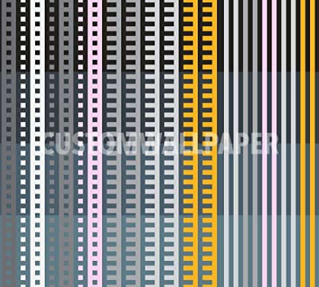Camera Pastel Patterned Wallpaper By CustomWallpaper
