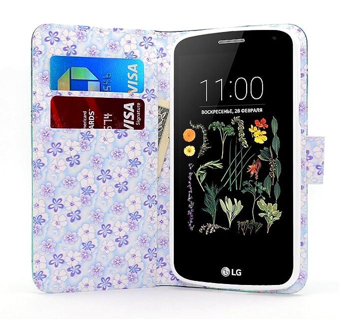 Amazon.com: LG K5 caso, nagebee – diseño Premium – Funda de ...