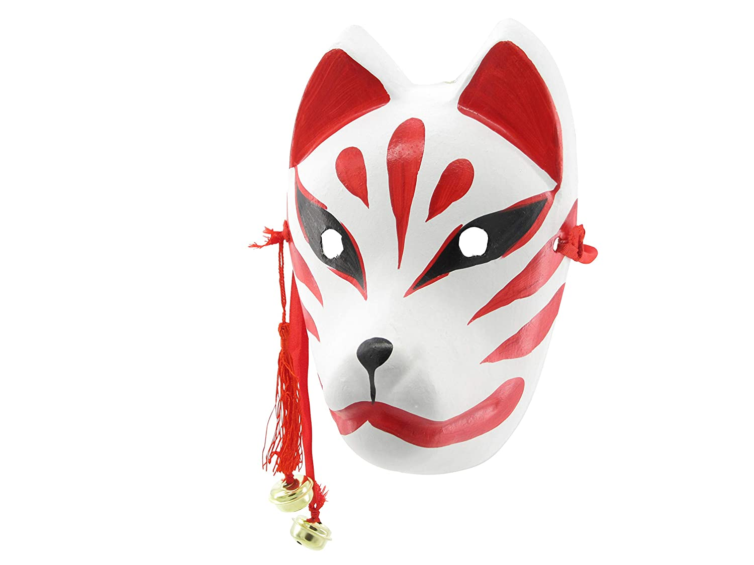 Fox simple Mask Cosplay goods fox transformation (japan ...