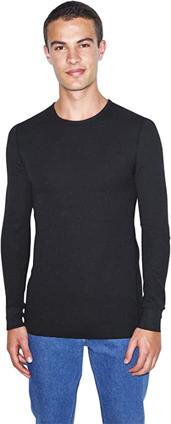 American Apparel Baby Thermal Long Sleeve T-Shirt