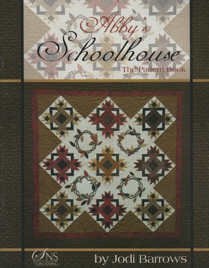 Download Abby's Schoolhouse: The Pattern Book pdf epub