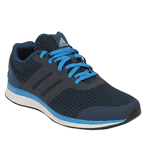 Adidas Men s Lightster Bounce Navy Blue Running Shoes - 10 UK India (44.67  EU)  Buy Online at Low Prices in India - Amazon.in 58257a2e2
