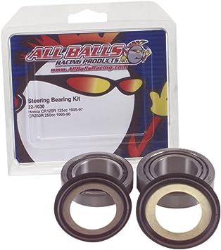 All Balls 22-1004 Steering Stem Bearing Kit