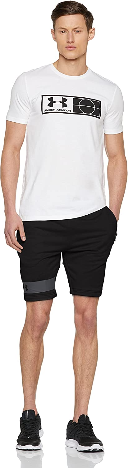 Under Armour Mens Mk1 Terry Short Trousers