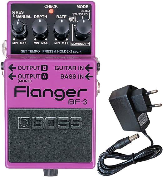 AC//DC Ladekabel Netzteil für BOSS RV-3 RV-5 Digital Reverb Gitarre Effect Pedal