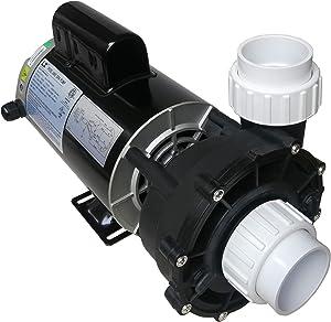 "KL KEY LANDER Hot Tub Spa Pump, 4HP, Single Speed, 56Frame LX Motor (220-240V/60Hz); 2"" Port; OEM#39578-03 and 56WUA400-I"