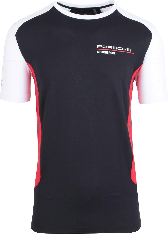Porsche Motorsport - Camiseta de Manga Corta para Hombre, Cuello ...