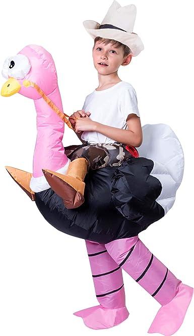 Amazon.com: Spooktacular Creations - Disfraz hinchable para ...