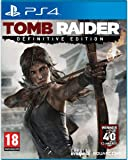 Tomb Raider: Definitive Edition by Square Enix (2013) Open Region - PlayStation 4