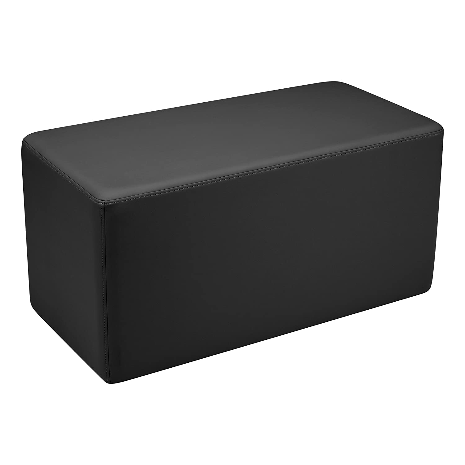 Learniture Shapes Vinyl Soft Seating Rectangle 18