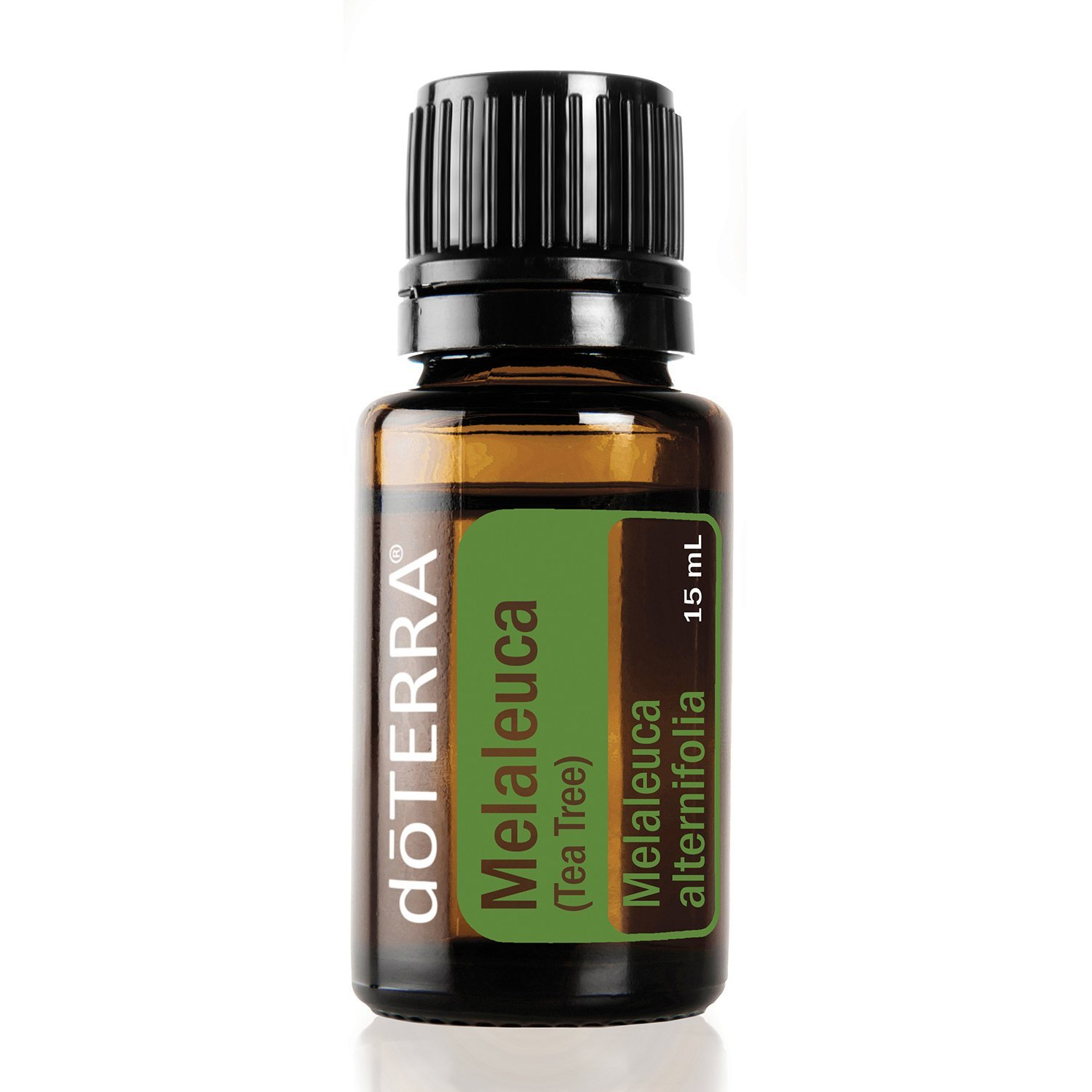 doTERRA Melaleuca Essential Oil - Promotes Healthy Immune Function, Seasonal Protection, Cleansing and Rejuvenating Effect on Skin; For Diffusion, Internal, or Topical Use - 15 ml