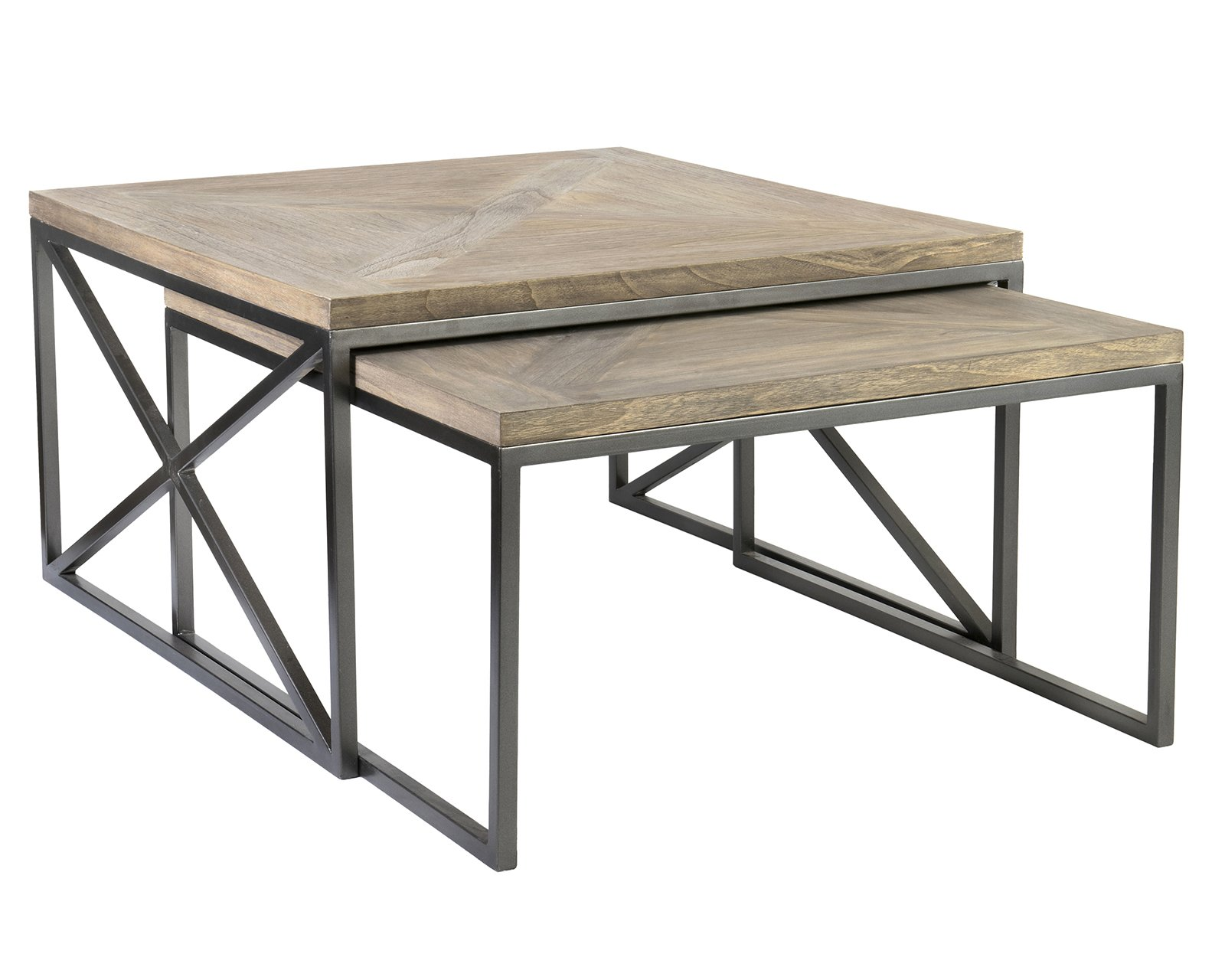"East at Main Wilcox Teak Rectangular Coffee Table, 35""x31.5""x19"" - This beautiful piece is made of teak. This will make a fine addition to any space. Satisfaction guaranteed - each of Our products Comes with a 1 year manufacturer's warranty. We stand by Our Quality. Easy care - clean with a soft, dry cloth. - living-room-furniture, living-room, coffee-tables - 71%2B6FjQj7kL -"