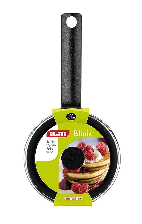 IBILI 404512 - Sarten Blinis 12 Cm