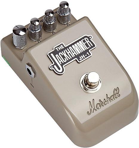 Pedal guitarra marshall jackhammer overdrive y dis: Amazon.es ...