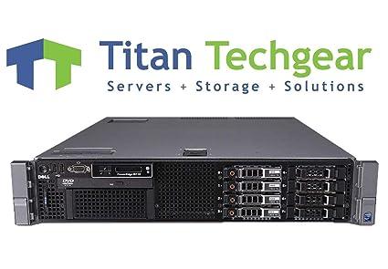 Dell PowerEdge R710 Server - 2 x L5520 - 48GB RAM - PERC6i
