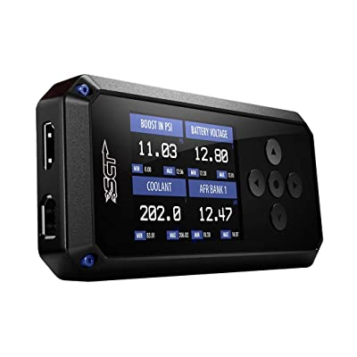 SCT Performance - 40490 - BDX Performance Tuner and Monitor - Diagnostic Preloaded and Custom Tuning: Automotive