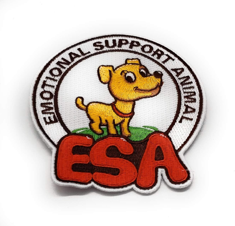 Emotional Support Animal Dog Patch|ESA