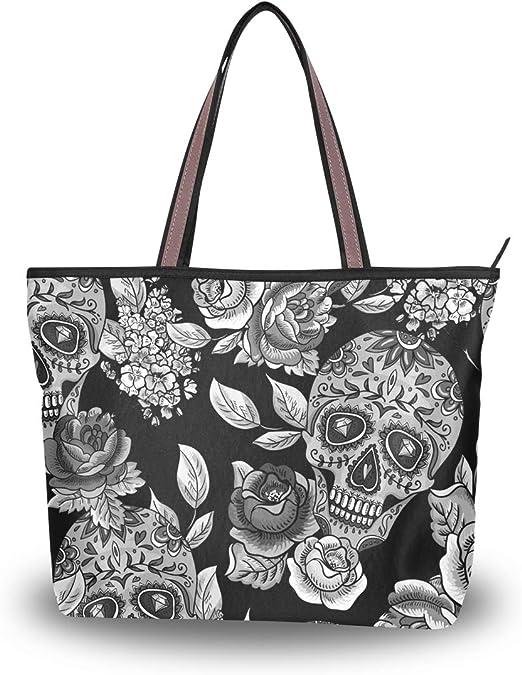Acheter sac à main fille femme tete de mort online 3