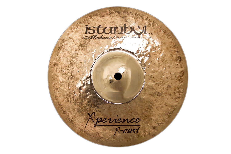 Istanbul Mehmet Cymbals X-Perience Series XXC-SP10 10-Inch X-Cast Splash