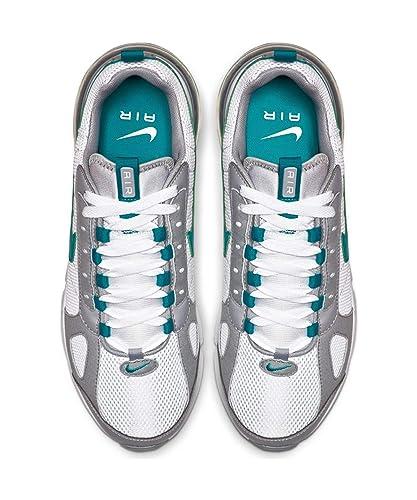 2e32155623 Nike Air Max 270 Futura, Chaussures d'Athlétisme Homme, Multicolore (White/