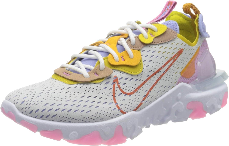 NIKE W NSW React Vision, Zapatillas para Correr para Mujer: Amazon.es: Zapatos y complementos