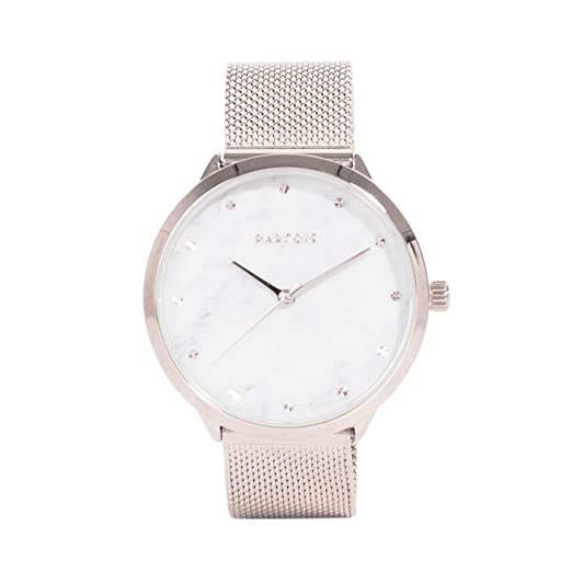 Parfois - Reloj Silver - Mujeres - Tallas Única - Plateado: Amazon.es: Relojes
