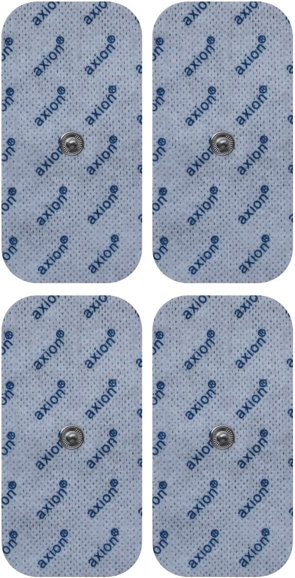 passt zu EMS /& TENS-Ger/äten von Sanitas /& Beurer 12 Elektroden-Pads