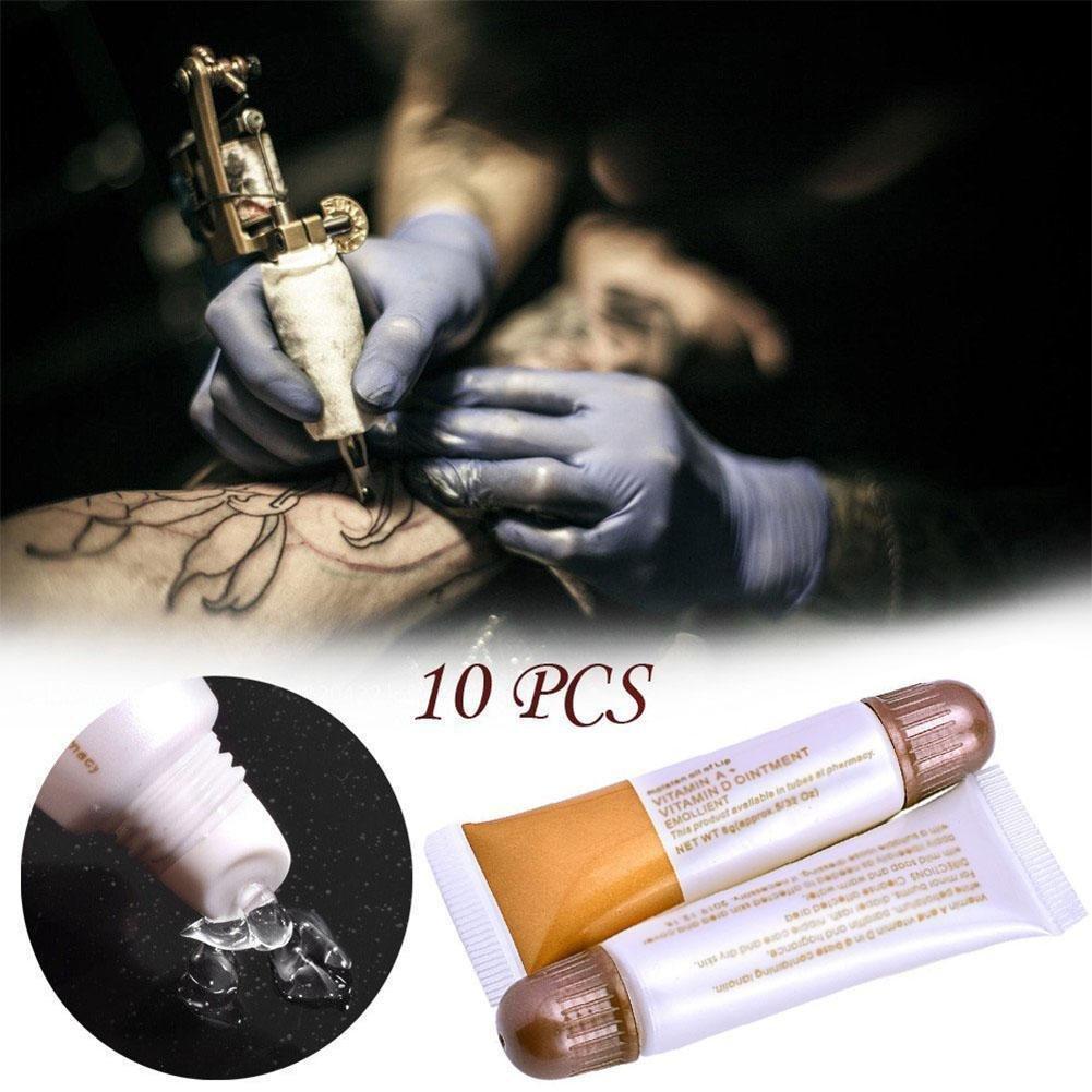 Paquete de cuidado postal de tatuaje de la Isla de Nieve ...