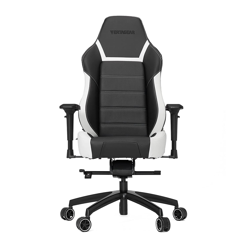 white ergonomic office chairs. Amazon.com: Vertagear P-Line PL6000 Racing Series Ergonomic Gaming Office Chair (Rev. 2) (White): Kitchen \u0026 Dining White Chairs T