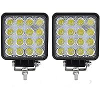 2x 48W Lámpara de Trabajo 12V-24V Faros Adicionales