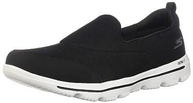 3df8bef3b1d744 Skechers Damen Go Walk Evolution Ultra-Reach Slip On Sneaker  Amazon ...