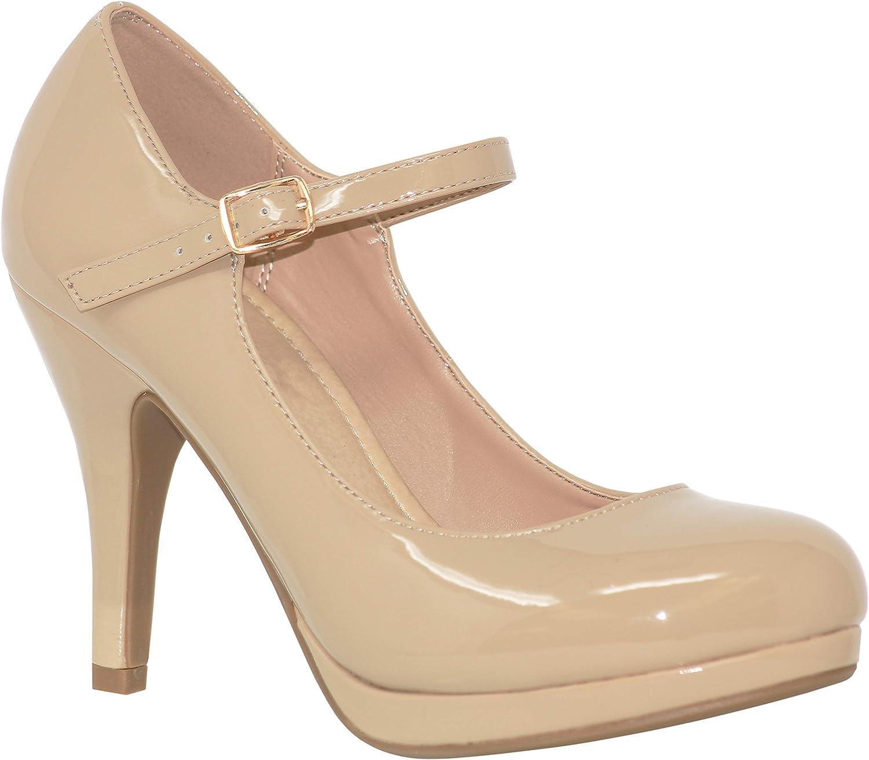 MVE Shoes Women's Sparkly Comfortable