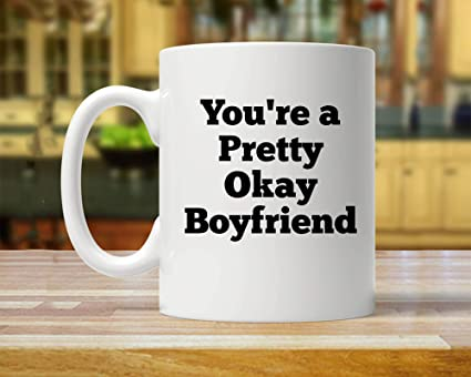 Funny Christmas Gifts For Boyfriend.Amazon Com Boyfriend Mug Funny Boyfriend Mug Gift For